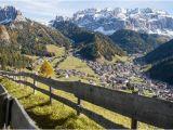 Val Gardena Italy Map Val Gardena In the Dolomites Italy