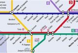 Valencia Spain Metro Map From the Valencia Airport Manises to the City Centre Bus Taxi