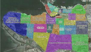 Vancouver Canada Map Google Metro Vancouver Municipalities Map Google Search