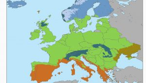 Vegetation Map Of Europe Biomes Of Europe 2415 X 3174 Europe Biomes Europe
