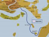 Venice Italy Airport Map Water Bus Venice Vaporetto Line 20 Actv