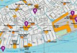 Venice Italy Map Of City Home Page where Venice