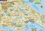 Venice Italy Street Map Venice Neighborhoods Map and Travel Tips