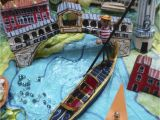 Venice On Map Of Italy Venice Italy Map Detail by Sara Drake Italy Map In 2019 Italy
