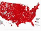 Verizon Wireless Coverage Map oregon New Lte Study Shows T Mobile and Verizon are the Only Networks that