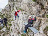 Via Ferrata Italy Map Via Ferrata Amazing Experience You Must Try In Montenegro Share