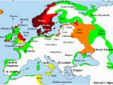 Viking Map Of Europe atlas Of European History Wikimedia Commons