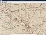 Vimy Ridge France Map British Trench Maps Dvd Mapping the Front