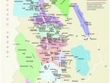Vineyards In California Map 32 Best Napa Valley Images California Wine Maps Blue Prints