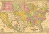 Vintage Texas Maps Texas 1839 Ancient Maps Old World Map Antique by Mapsandposters
