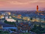 Walking Map Of Florence Italy Self Guided Walk Through Florence Italy