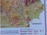 Walking Maps Spain Santa Eulalia River Walk Map 2016 Picture Of Santa Eulalia River
