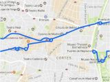 Walking Maps Spain Walking tour Of Madrid In 1 Day Travel In 2019 Walking tour
