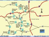 Warm Springs oregon Map Map Of Colorado Hot Springs Secretmuseum
