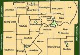 Warren County Ohio township Map Maps
