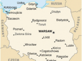 Warsaw Map Europe atlas Of Poland Wikimedia Commons