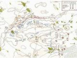 Waterloo Europe Map Battle Of Waterloo 7 30pm the attack Of the Guard