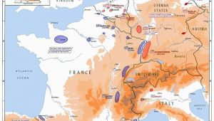 Waterloo Europe Map Minor Campaigns Of 1815 Wikipedia