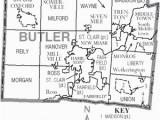 Wayne County Ohio township Map butler County Ohio Revolvy