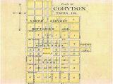 Wayne County Ohio township Map Wayne County Map Etsy