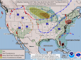 Weather Map Canada today Weather Prediction Center Wpc Home Page