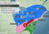 Weather Map Cincinnati Ohio Christmas Eve Day Winter Storm to Snarl Traffic In Midwestern and