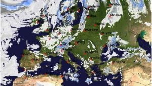 Weather Map Of France 10 Days Weather Maps Europe Meteoblue