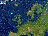 Weather Maps Europe 10 Day Surface Pressure Charts Met Office
