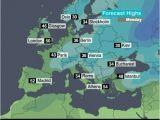 Weather Temperature Map Europe Cnn Com Weather