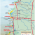 West Branch Michigan Map West Michigan Guides West Michigan Map Lakeshore Region Ludington
