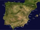 West Coast Of Spain Map List Of Ports In Spain Wikipedia