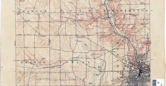 West Liberty Ohio Map Ohio Historical topographic Maps Perry Castaa Eda Map Collection
