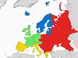 Western and Central Europe Map Central and Eastern Europe Wikipedia