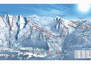 Western Canada Ski Resorts Map La Clusaz Ski Resort Guide Location Map La Clusaz Ski Holiday