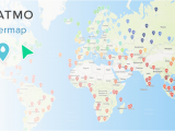 Western Canada Weather Map Netatmo Weathermap
