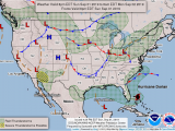 Western Canada Weather Map Weather Prediction Center Wpc Home Page