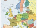 Western Europe Capitals Map Quiz Well Marked Cold War Europe Map Labeled Germany Map Treaty