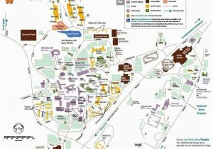 Western Michigan University Campus Map Awesome Map Of Western ...