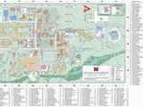 Western oregon University Campus Map 22 Best Campus Map Images Campus Map Blue Prints Cards