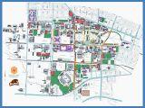 Western oregon University Campus Map oregon State Campus Map Secretmuseum