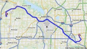 Where is Addison Texas On A Map Driving Directions From 4953 Ambrosia Dr fort Worth Texas 76244 to