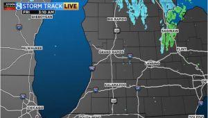Where is Allegan Michigan On the Map Radar Satellite