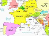 Where is Belgium On the Map Of Europe 36 Intelligible Blank Map Of Europe and Mediterranean