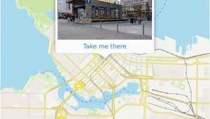 Where is Burnaby Canada On Map Wie Komme Ich Zu Vancouver City Centre Station In Vancouver