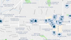 Where is Citrus Heights California On the Map 6924 Le Havre Way Citrus Heights Ca Walk Score