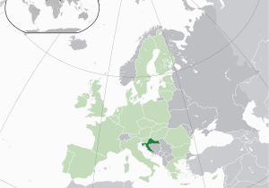 Where is Croatia Located On A Map Of Europe Lgbt Rights In Croatia Wikipedia