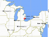 Where is Dearborn Michigan On Map Ferndale Michigan Mi 48220 Profile Population Maps Real Estate