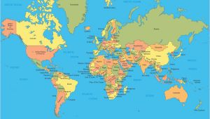 Where is England On the Map Of the World Political Map Of the World A World Maps World Map with