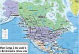 Where is Europe Located On the Map where is California Located On the World Map north America