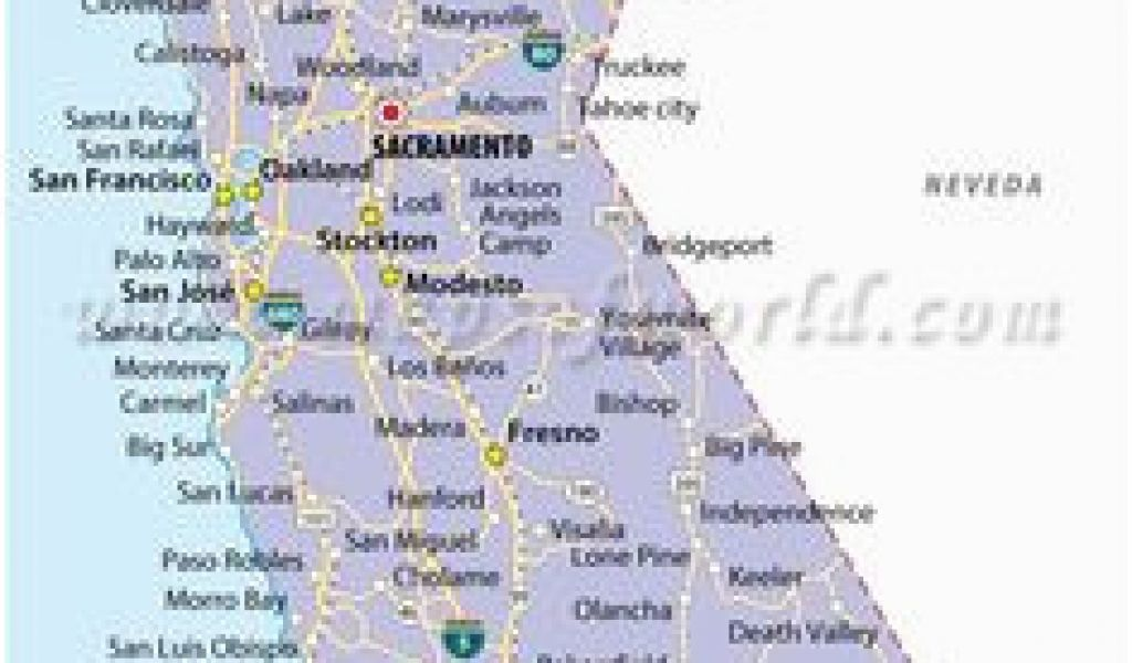 Map Of California Fresno.Where Is Fresno California On A Map 97 Best California Maps Images